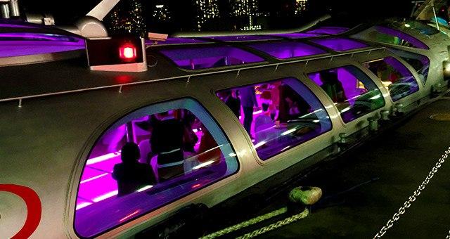 ミニスカサンタ祭り 船上クリスマスパーティー