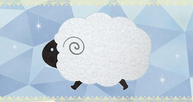 2015年 羊 未 イラスト