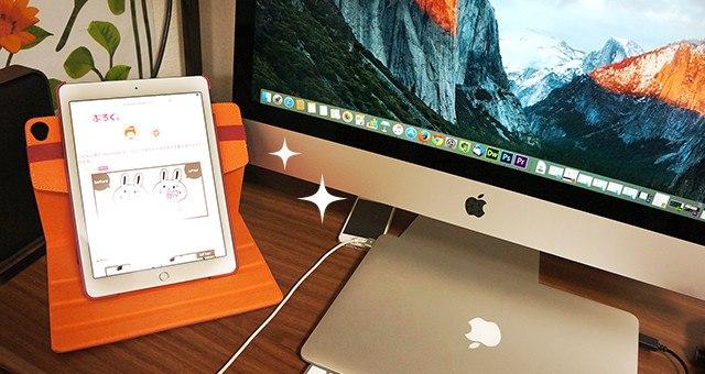 ELECOM iPad Air 2 ファブリックカバー 赤 オレンジ